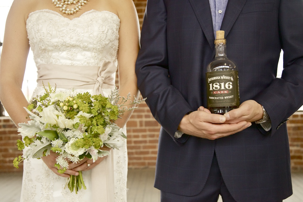 Chattanooga Whiskey Wedding Our Ampersand Photography